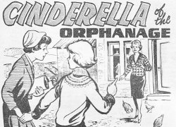 cindrella of orphanage
