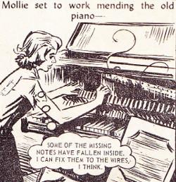 mollie music maker
