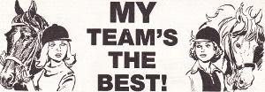 my team the best