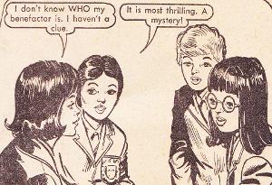 Jane Green's Schooldays