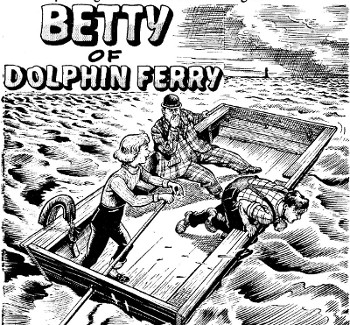 Betty of Dolphin Ferry