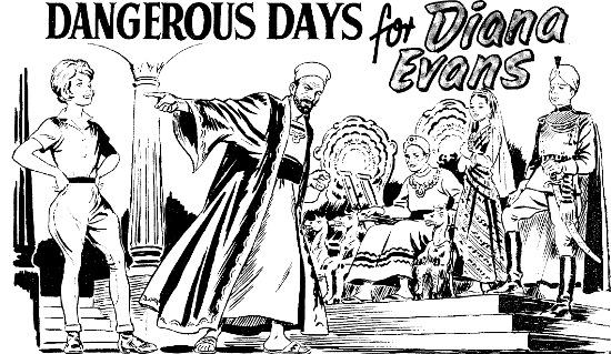 dangerous days for dian evans