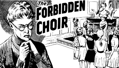 forbidden choir