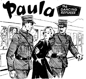 paula dancing refugee