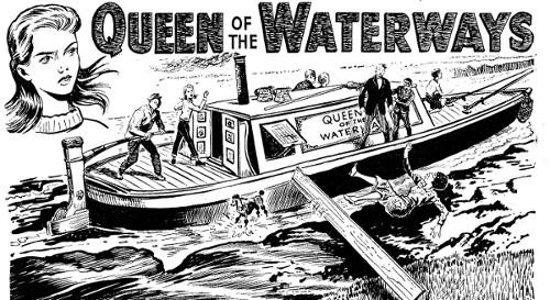 queen of the waterways
