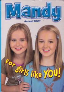 Mandy 2007