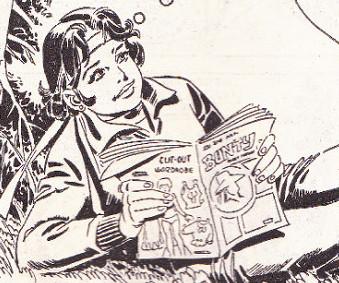 bunty reader