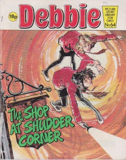 Shudder Corner cover