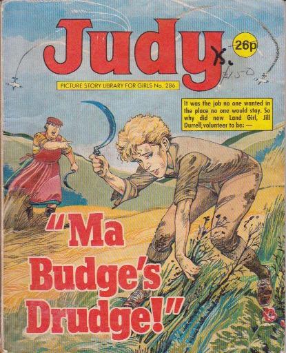 Ma Budges Drudge cover