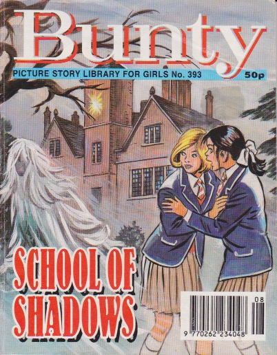 School of Shadows cover