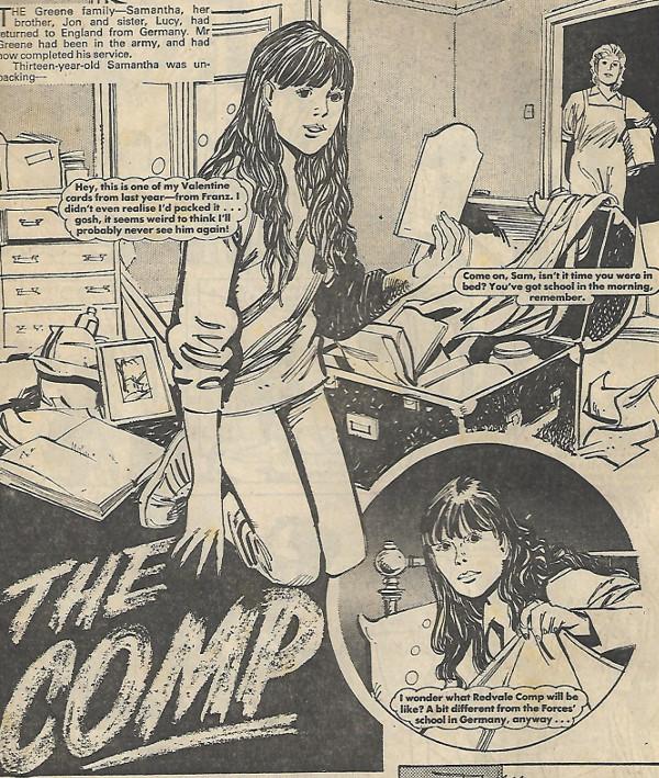 The Comp - 1st panel