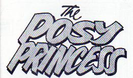 Posy Princess logo