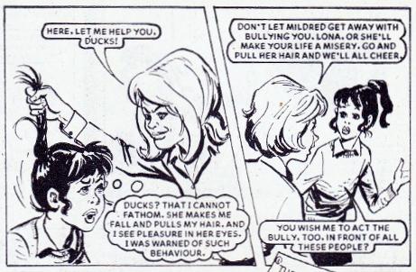 Lona the Wonder Girl [1975] | Girls Comics Of Yesterday